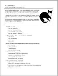 10 Free Reading Tests for Students in Grades 5 Through 9 | After ...