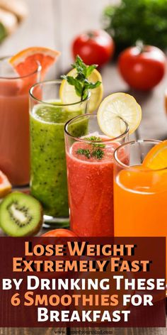 Below are 6 Fat Burning Breakfast Smoothies For Weight Loss that you can start adding to your low-calorie diet plan to lose weight fast without diet pills. These are some of the healthiest weight. Detox Cleanse For Weight Loss, Healthy Drinks, Healthy Recipes, Nutrition Drinks, Healthy Foods, Cheese Nutrition, Diet Drinks, Meal Recipes, Healthy Nutrition