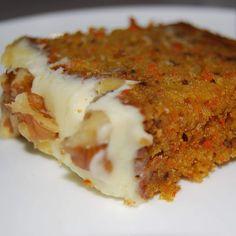 Recipe the best carrot & walnut cake by meisonite - Recipe of category Baking - sweet