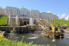 A Quick Guide to St Petersburg, Russia