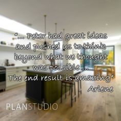 There's nothing better than hearing from our clients