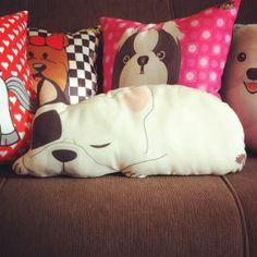 PopDog - almofada Sleeping Bully