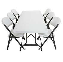 lifetime chairs and tables target beach with canopy 90 best images wedding parties showers folding stacking bulk discounts available