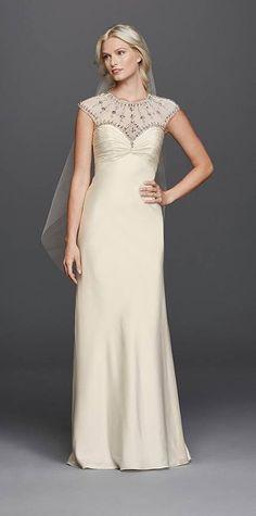 04119fff738 Kate Middleton s Favorite Designer Creates a Wedding Collection for David s  Bridal. Wonder by Jenny Packham