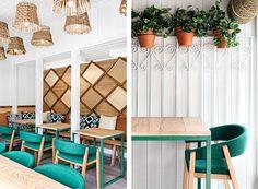 Vino Veritas Oslo Interior Design on Behance
