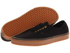 Vans Top Sider Gum Sole