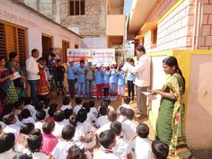 Indian Abacus program presentation @ private school