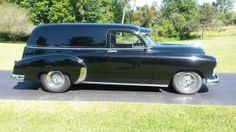 FOR SALE: 52 CHEVY SEDAN DELIVERY