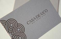 tarjeta letterpress - www.facebook.com/MilLetterpress