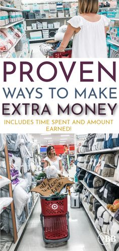 Ways to make extra money for moms on the side. Creative and easy ideas to start a business, pay off debt, or turn your hobbies into extra cash. This list is a quick way to get started making real money now. Make Real Money, Money Now, Hobbies That Make Money, Make Money From Home, Make Money Online, Fun Hobbies, Extra Cash, Extra Money, After School Care