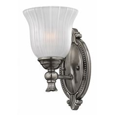 Found it at Wayfair - Francoise 1 Light Wall Sconce