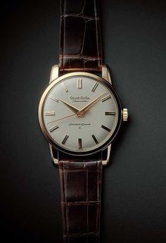 First Grand Seiko - 1960