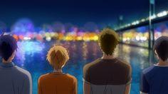 Free! Eternal Summer Ep.13 | Rei, Nagisa, Makoto and Haruka
