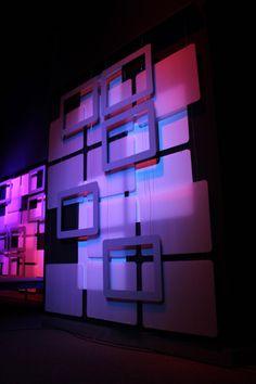 coroplast squares