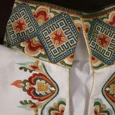 Skjorte til beltestakk