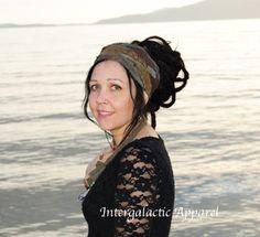 Interstellar Weave Headband Sacred by IntergalacticApparel on Etsy