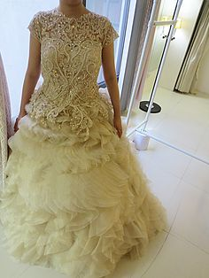 Back buttons Wedding gown bridal gown wedding lace bridal lace with beadwork back lace with long trail ball gown wedding gown with sleeves organza ball gown Php6,000 rental.  www.gownforent.com   Debut, flores de mayo, pageant, sta cruzan, gala, wedding, bridal  Viber/Telegram/Line/Whatsapp: 09983606102   www.gownforent.com   Facebook: manilagowns   Instagram: gownforent Wedding Lace, Lace Weddings, Gown Wedding, Bridal Lace, Bridal Gowns, Manila, Pageant, Beadwork, Ball Gowns