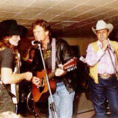 #tbt Joe Ely, Kris Kristofferson, Willie Nelson & James White @Isabelle Leonardo Spoke. A true Texas Honky Tonk. #brokenspoke #willienelson