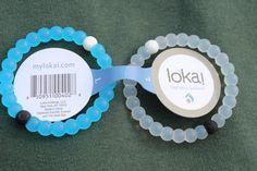 NEW Blue Lokai Bracelet White Lokai Bracelet All sizes S,M,L