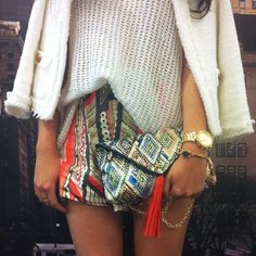MINKPINK Mayan Temple Shorts from REVOLVEclothing #REVOLVEme