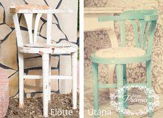 Egy régi szék új élete - http://hazaiprovence.hu/egy-regi-szek-uj-elete/