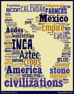 Explore this interactive image: Latin America by Michele Jackson