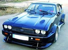 Classic Car News Pics And Videos From Around The World Ford Capri, Ford Rs, Car Ford, Ford Motor Company, Mercury Capri, Mustang, Ford Classic Cars, Classic Motors, Ford Escort