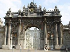 DOLMABAHCE PALACE – ISTANBUL, TURKEY