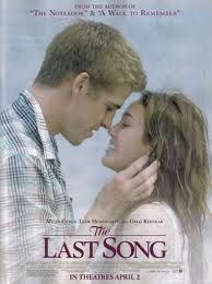 You can never beat a good Nicholas Sparks book.