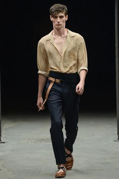 Dries Van Noten 2015 Summer