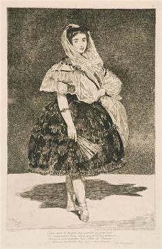 Édouard Manet, Lola de Valence