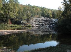 Most beautiful place in Missouri. Rocky falls in Eminence