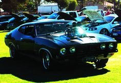 Ford Falcon XB 351GT hard top (Supercharged)