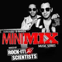 G-Shock Mini Mix Feb (2012) by rockitscientists on SoundCloud
