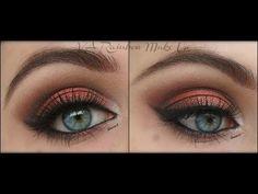 """Scopriamo, grazie a questo utile tutorial di VA Rainbow Make Up, come truccare gli occhi azzurri per farli risaltare al meglio. Si tratta di un makeup in stile """"smokey eyes"""" ma che, invece dei più"""