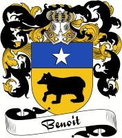 Benoit Coat of Arms  Benoit Family Crest   VIEW OUR FRENCH COAT OF ARMS / FRENCH…