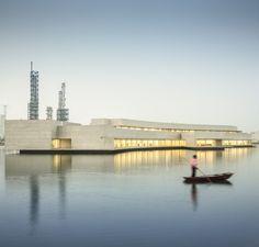 Imagem 40 de 48 da galeria de Edifício sobre a Água / Álvaro Siza + Carlos Castanheira. Fotografia de Fernando Guerra   FG + SG