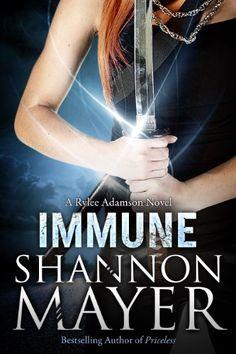 Immune: Book 2 (A Rylee Adamson Novel) - Kindle edition by Shannon Mayer. Paranormal Romance Kindle eBooks @ Amazon.com.