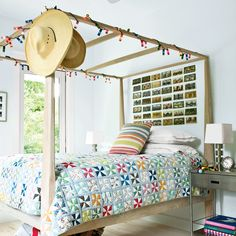 Quirky Cool - Designer Tricks for Small Spaces - Coastal Living