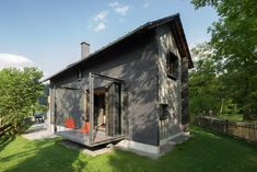 Photo 2 of 12 in A Peaceful Bavarian Retreat With Expansive Outdoor Terraces - Dwell