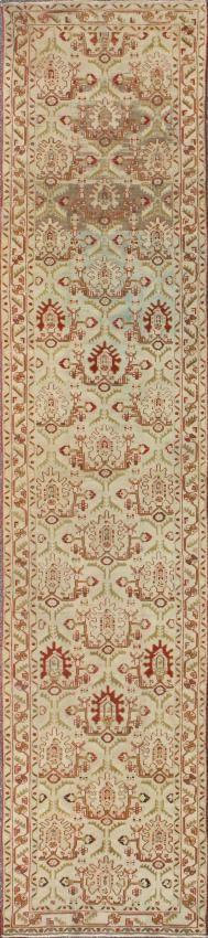 "KEIVAN WOVEN ARTS,   Type :Malayer Origin :Iran  Size : 3'6""x16'5""  Circa :1920"