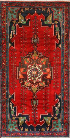 Buy Hamadan Persian Rug 4 5 x 8 Authentic Hamadan Handmade Rug Dark Carpet, Shag Carpet, Berber Carpet, Rugs On Carpet, Hotel Carpet, Room Carpet, Red Carpets, Persian Carpet, Persian Rug