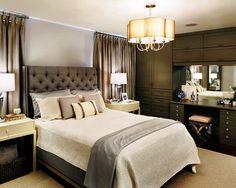 10 Hermosos Diseños de Tocadores para el Dormitorio