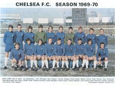 Chelsea FC : the FA Cup winning squad Chelsea Fc Team, Chelsea Football, Football Fans, Team Pictures, Team Photos, John Hollins, Peter Bonetti, British Football, Soccer Photography