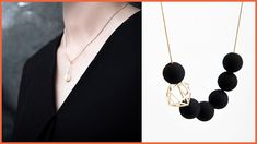 Length : with extender chain. Each orb is x Materials: Brass with Gold plating Bead with rubber coating * Matte gold, rhodium may contained nickel* Short Necklace, Pearl Necklace, Matte Gold, Absolutely Stunning, Fashion Necklace, Plating, Brass, Necklaces, Drop Earrings