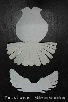 White doves paper