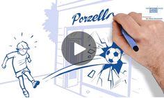 Komplexe Versicherungsprodukte Produkte einfach erklären? Ein #Erklärvideo für die VKB. #Erklärfilm #Versicherung