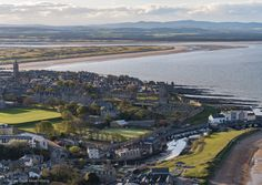 Andrews on Fife's east coast St Andrews Scotland, John Masefield, East Coast, Beautiful Places, River, Outdoor, Box, Outdoors, Snare Drum