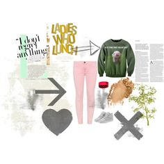 cute, created by lackey-lack on Polyvore