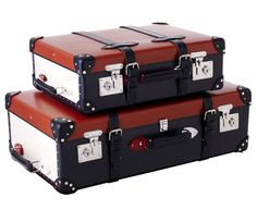 Globe-Trotter Red, White and Blue Limited Edition Series